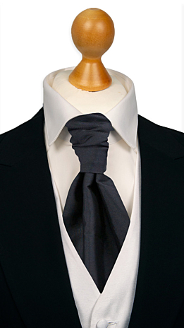 SOLID Charcoal plastron