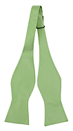 SOLID Light green sitomaton solmuke