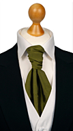 SOLID Olive plastron