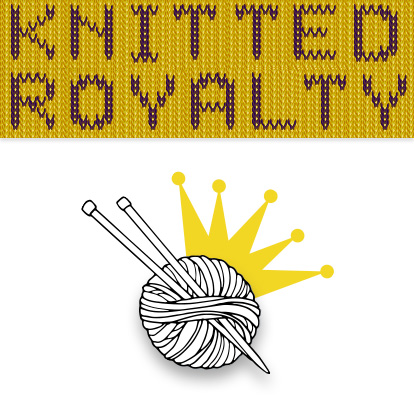 Knitted Royalty kokoelma