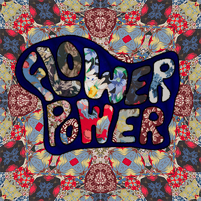 Flower Power kokoelma
